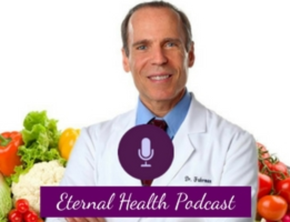 EH010: Dr Joel Fuhrman on Fast Food Genocide – How Processed Food Is Killing Us (& What To Do About It)