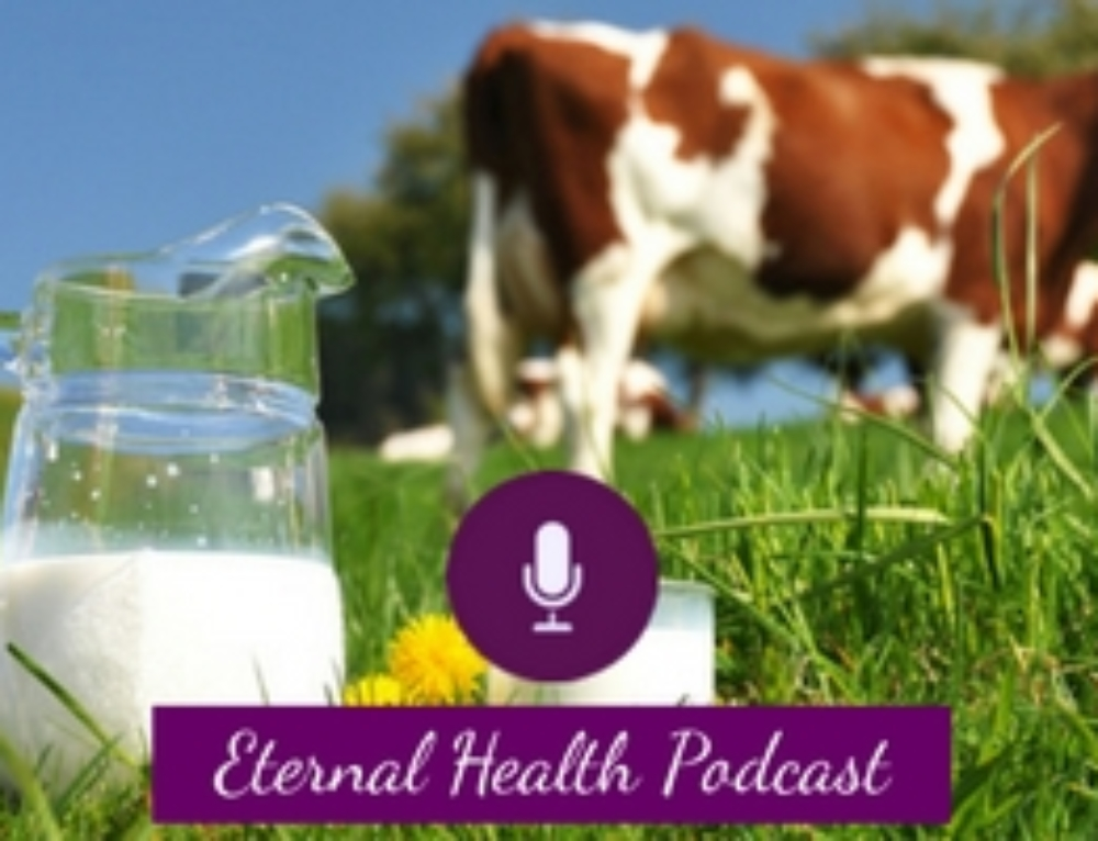 EH008: Cow's Milk Is Ruining Our Health (and how we've been brainwashed by the dairy industry)