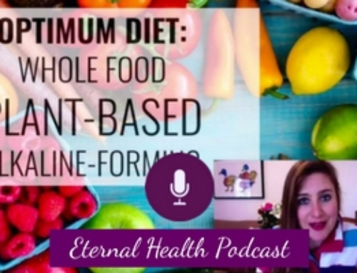 EH018: Plant-Based Alkaline – The Very Best Diet & Case Studies of Reversing Disease